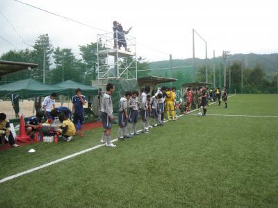 中国L 第5節 vs修道 (6/13/日)『チェック』