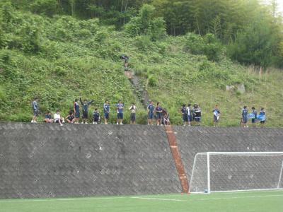 Iリーグ中国2010 vs徳山大(6/19/土)「応援団」