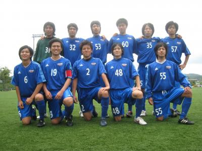 Iリーグ中国2010 vs徳山大(6/19/土)「スタメン」