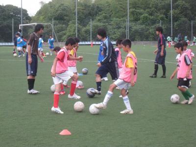 2010/福山市西地区トレセン(6/21/月)「トレーニング1」