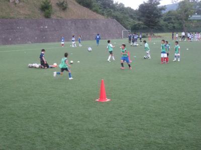 2010/福山市西地区トレセン(6/21/月)「トレーニング/2」