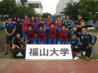 2010 全広島選手権/1回戦(6/27/日)「ベンチ」