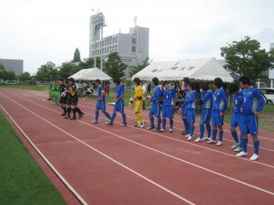 2010 全広島選手権/1回戦(6/27/日)「入場」