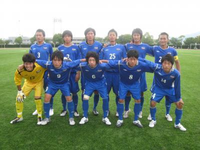 2010 全広島選手権/1回戦(6/27/日)「スタメン」