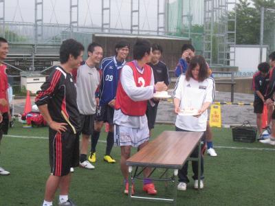 監督誕生日(2010/7/14/水)『ケーキ準備』