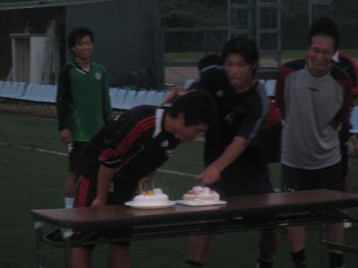 監督誕生日(2010/7/14/水)『和希』