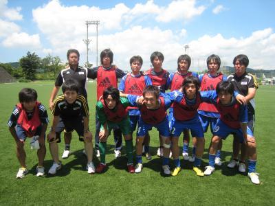 2010 中国L 第6節 vs広大(7/18/日)『ベンチ』