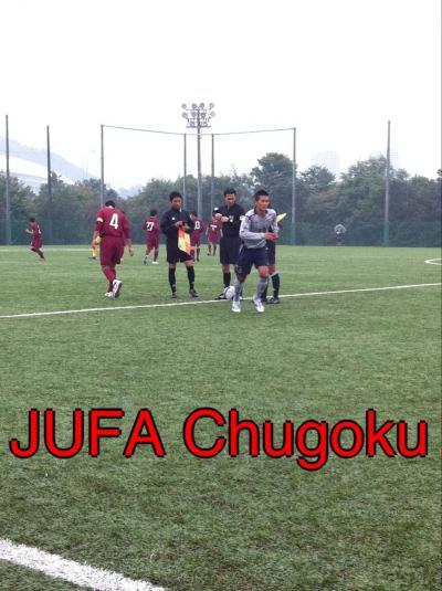 2010 中国L vs広大(10/25/日)「コイントス」
