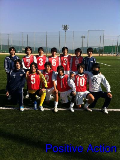 Iリーグ中国 2010 プレーオフ第2節 vs徳山(11/6/土)「ベンチ」