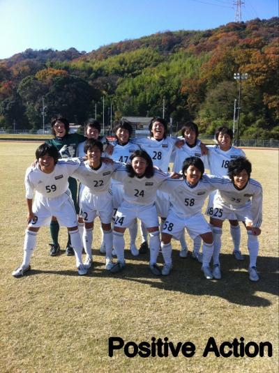 2010 県社リーグ 入れ替え戦 vsKARIOKA(12/5/日)[start]