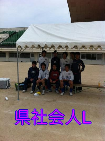 2010 県社L vsピースクラブ(10/24/日)「ベンチ」