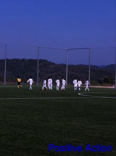 Iリーグ中国 2010 プレーオフ第2節 vs徳山(11/6/土)「start」