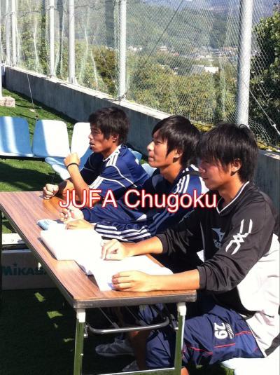 2010 中国L 第12節 vs修道大(10/17/日)[本部]