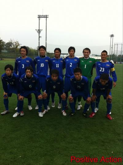 2010 中国L 第14節 vs経済(10/31/日)「start」