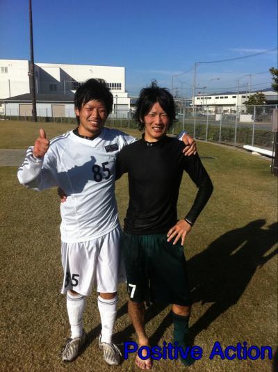 2010 県社リーグ 入れ替え戦 vsKARIOKA(12/5/日)[kubo&okano]