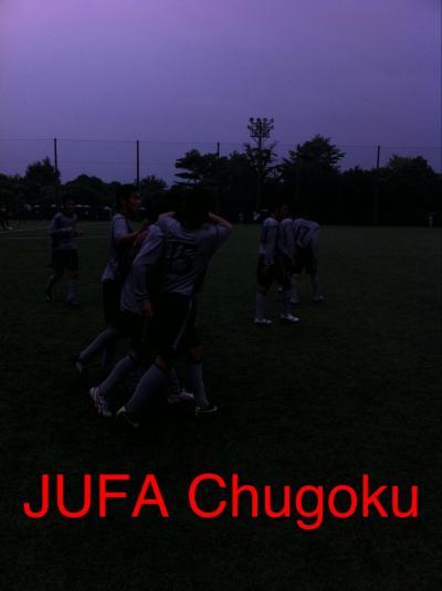 2010 中国L vs広大(10/25/日)「パフォーマンス」