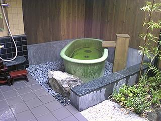 4F源泉浴槽