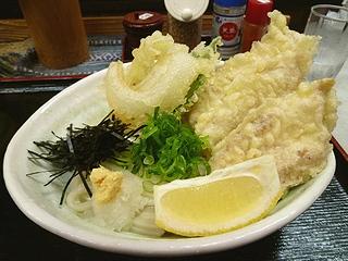 ぶっかけ天ぷら830