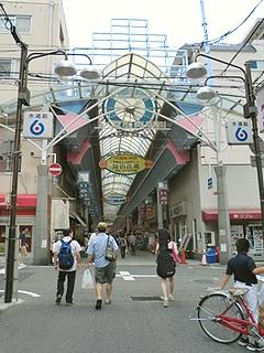 水道筋商店街