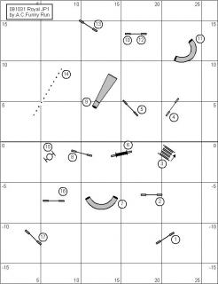 JP1コース図