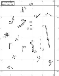 AG2コース図