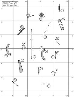 AG3コース図