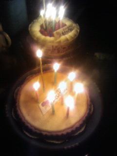誕生日♪②