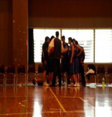 埼玉県特別支援学校バスケ大会