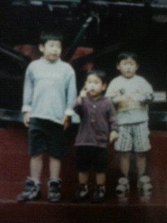 3兄弟 ^^