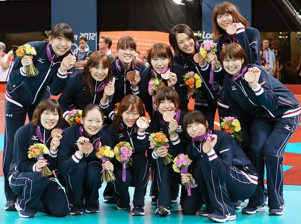 全日本女子バレー ^^