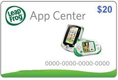 leappad application download card