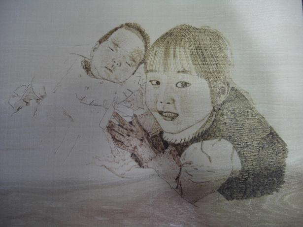 多田子供絵