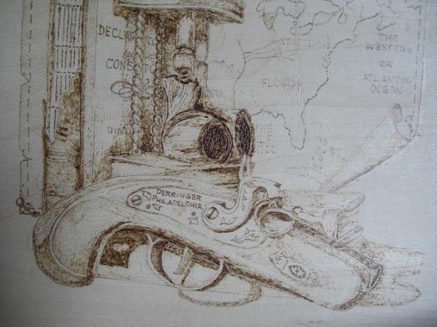 地図と拳銃2