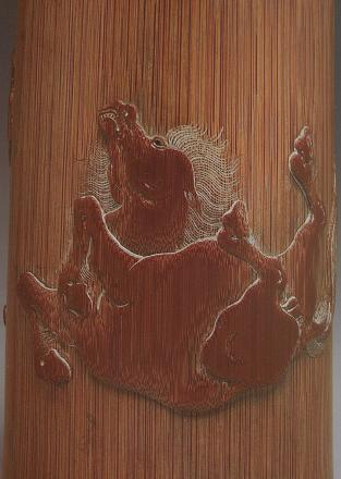男と馬(2)