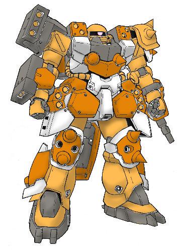 KOH-HEY専用スーパーカスタムザクF2000