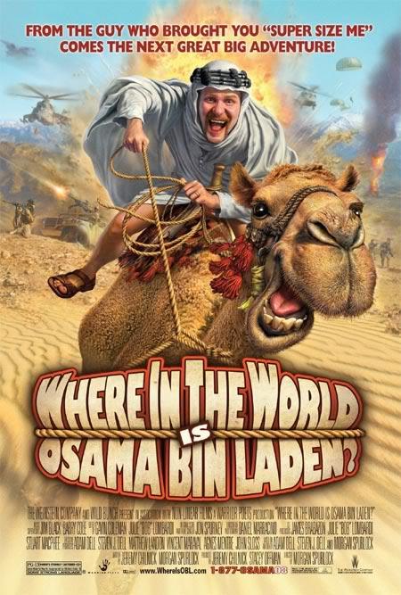 映画【Where in the World Is Osama Bin Laden?】