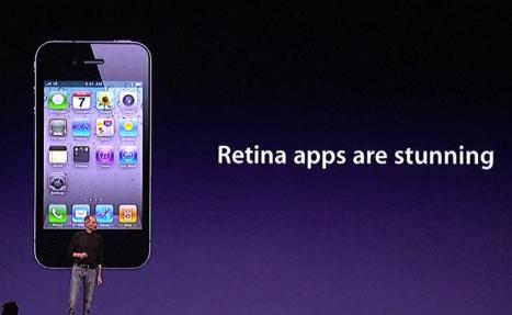 retina app