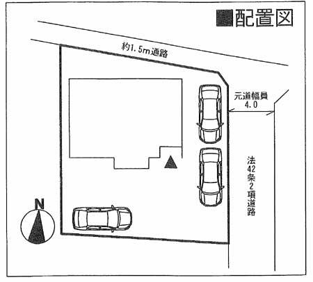 高田 配置図
