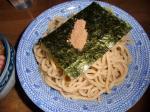 蕾 特製つけ麺中盛 09.12.28