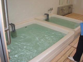 騎西高校風呂場