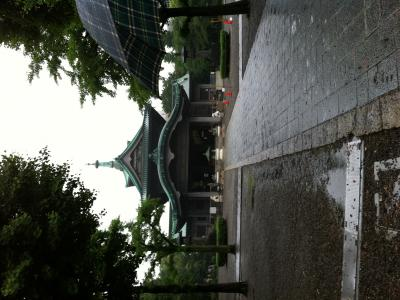 横網町公園の写真