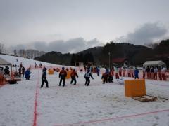 芸北雪合戦10'07
