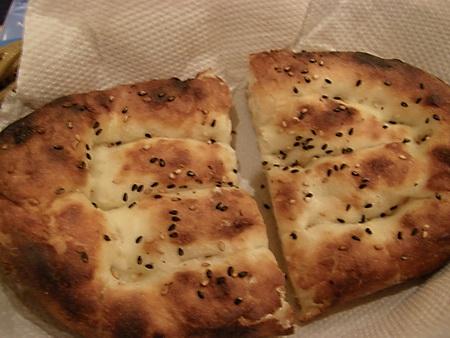 トルコ料理 パン
