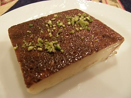 トルコ料理 デザート2