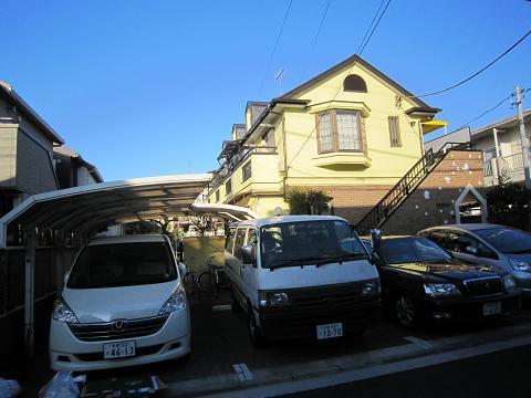 吉祥寺南町のアパート