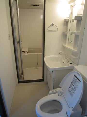 バス、洗面、トイレ