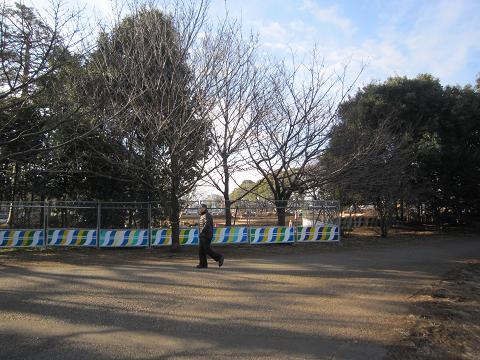 日産春光園柵
