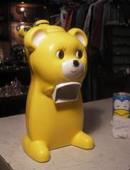 クマのかき氷器