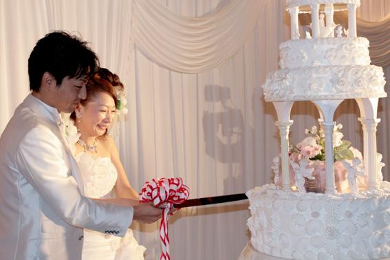 結婚式 057