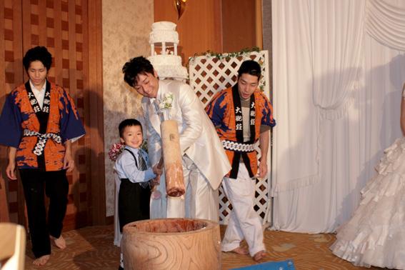 結婚式 066